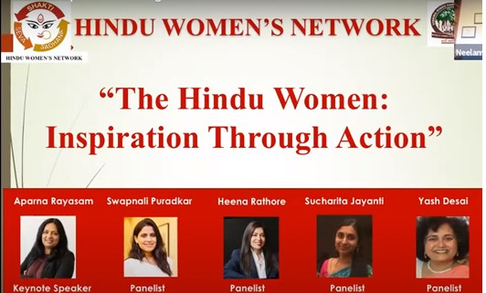The Hindu Woman: Inspiration Through Action