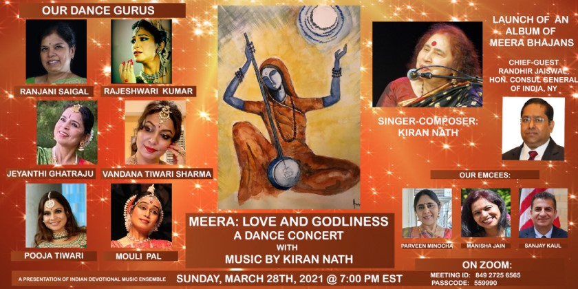 Meera: Love And Godliness