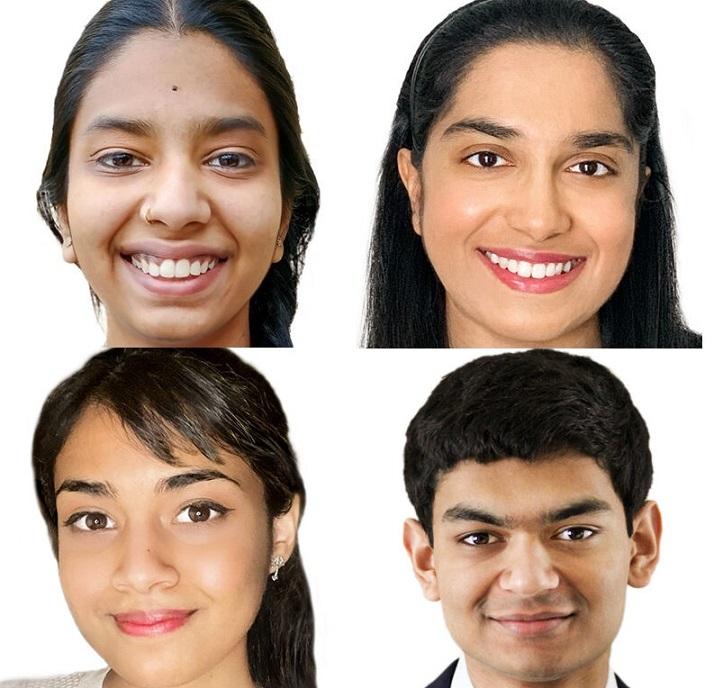 Sita Chandrasekaran, Pooja Chandrashekar, Archana Podury And Ashwin Sah Named Soros Fellows