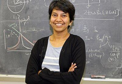 UMass Lowell Physics Professor Archana Kamal Wins $1 Million In Research Funding