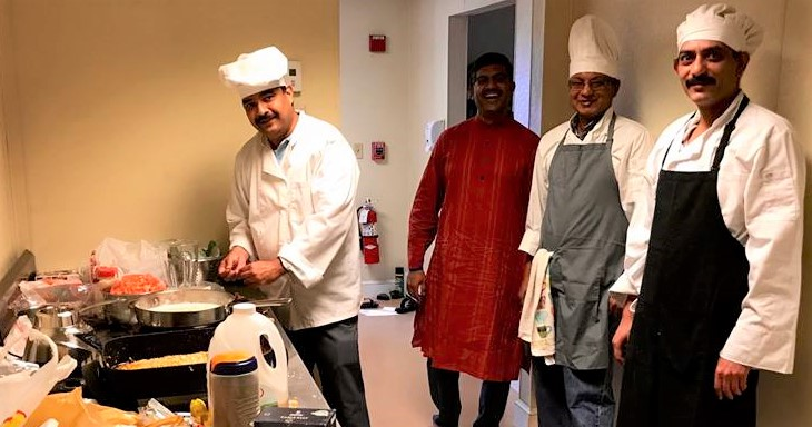 Chinmaya Mission Boston In The Spotlight: The Tradition Of Annadaanam