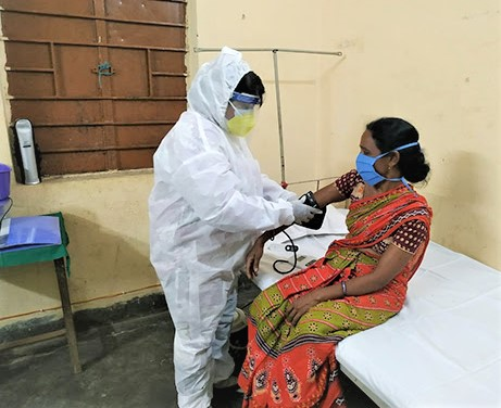 Ekal Foundation's Offensive Offensive Against Pandemic In Rural India