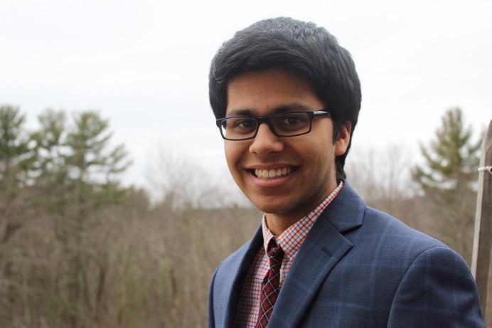 Ritvik Pulya Named US Presidential Scholar