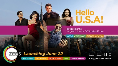 ZEE5 - Largest Streaming Platform For South Asian Content