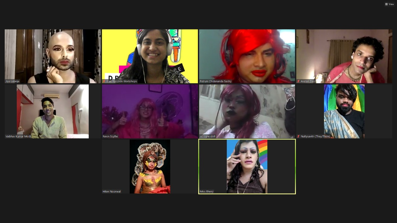 Indian Drag Conference 2021