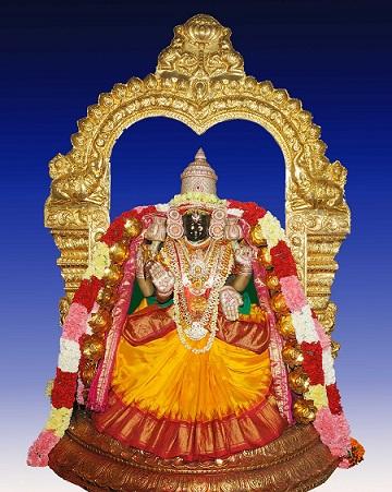 Sri Lakshmi Temple - Summer Program - Prayer And Pradhakshina