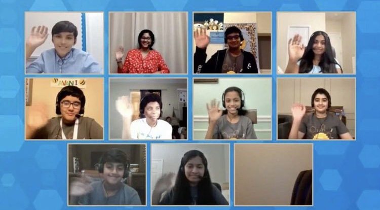 Nine Indian American Kids Among 11 Scripps National Spelling Bee Finalists