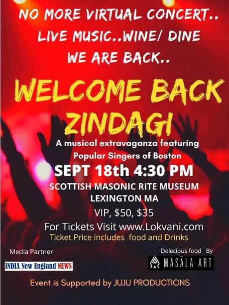 Welcome Back Zindagi