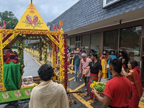 Ratha Yathra - Sree Vijaya Kali Ashram