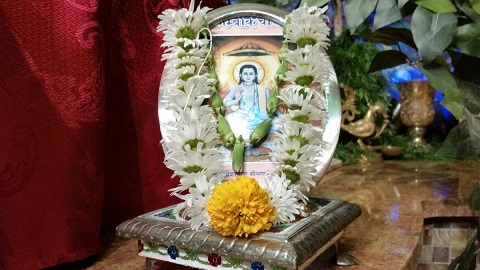 Braj Mandir: Guru Purnima Celebration