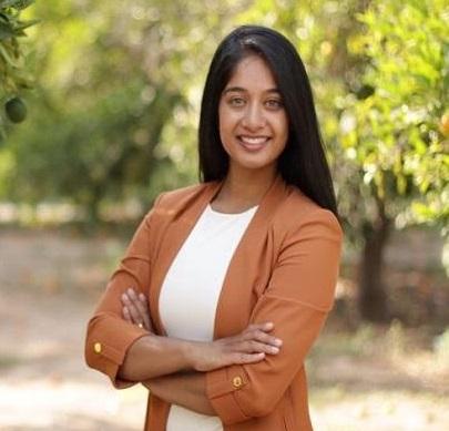28-year Old Shrina Kurani To Run For US Congress