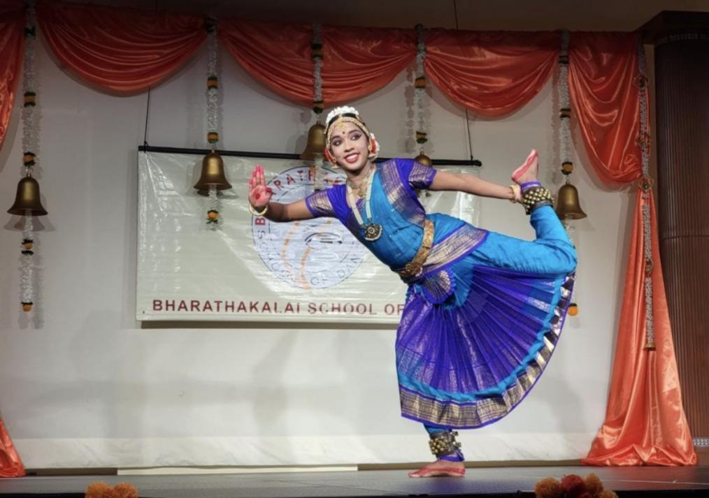 Arangetram: Sameera Manjrekar