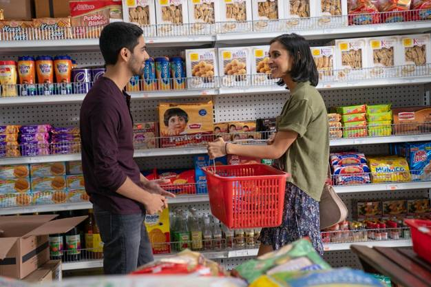 India Sweet And Spices - Movie Release