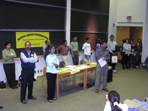 NSF Hosts 5th MA Regional Educational Contests