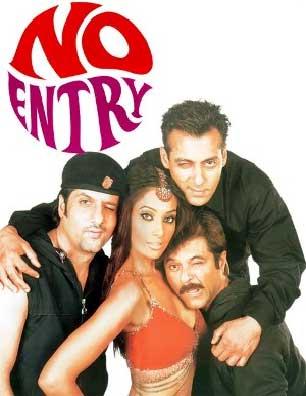 No Entry DVD RIp [2005] Watch Online 2647noentry