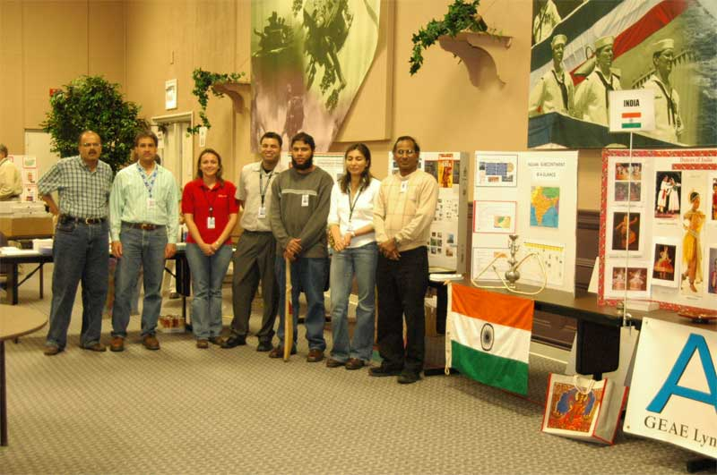 General Electric Lynn MA Celebrates Global Cultural Fair
