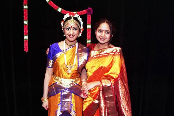 Arangetram: Meghna Chandra