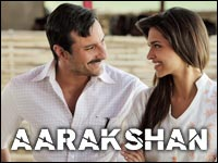 Music Review - Aarakshan