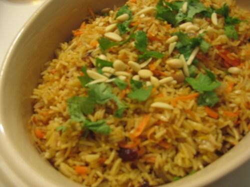 Recipes ancient cuisine persian pulow for Ancient persian cuisine
