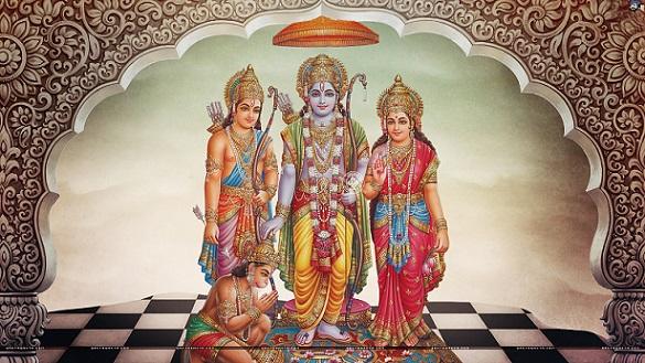Sri Ramacharitamanasa Recitation At Sri Lakshmi Temple, 2014