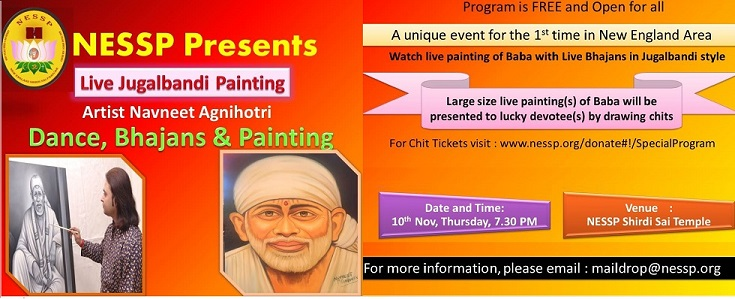 NESSP Facilitates The First Ever Live Jugalbandi Painting
