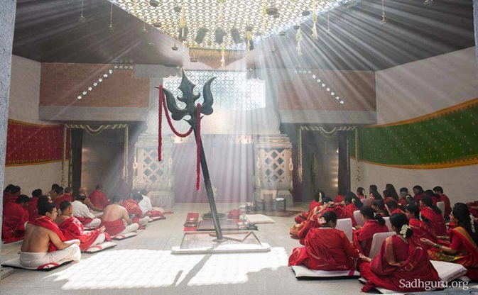 Image result for Linga Bhairavi Consecration
