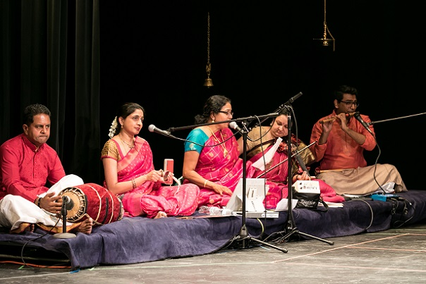 Arangetram: Bhairavi Chandrashekar