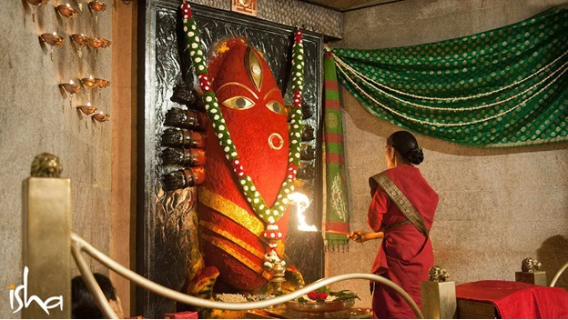 Image result for linga bhairavi