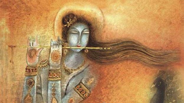 Image result for isha sadhguru krishna leela