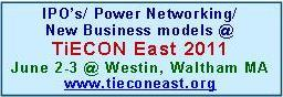 TiECon East 2011