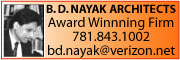 B. D. Nayak Architects