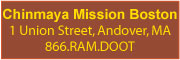 Chinmaya Mission Boston