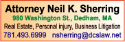 Attorney Neil K. Sherring