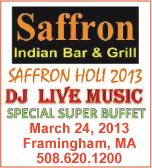 Saafron Grill