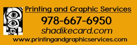Printing and Graphic Services
